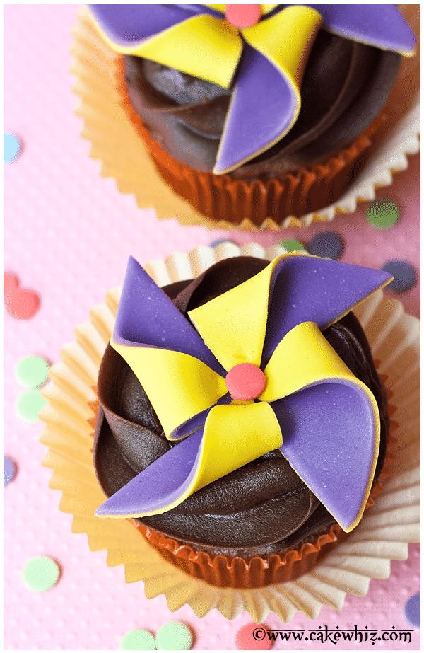 easy pinwheel cupcakes 3