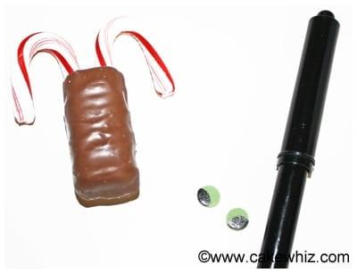 rudolph chocolate bars 9