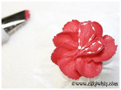 easy royal icing flowers 22