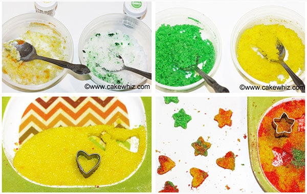 How to Make Sugar Hearts-Step By Step Instructions
