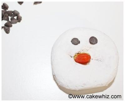 snowman donuts 11