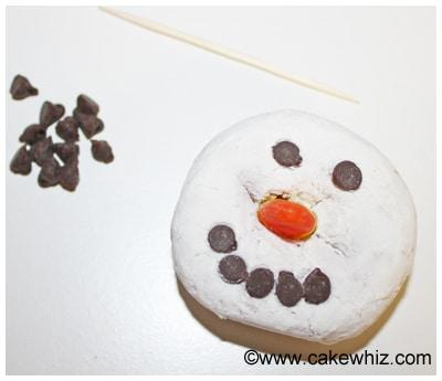 snowman donuts 12
