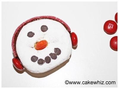 snowman donuts 15