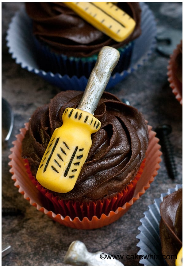 Father S Day Handyman Tools Cupcakes Cakewhiz