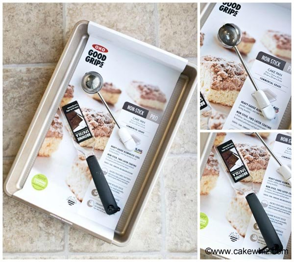 oxo brownie pan set 5