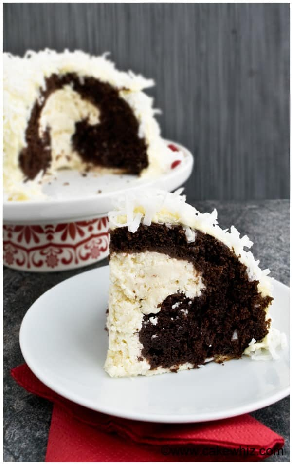 Classic Snowball Cake Recipe