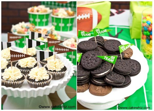 football party 31