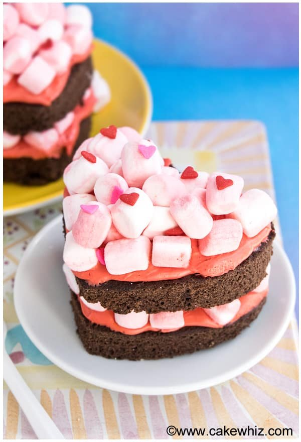 Chocolate Marshmallow Cake Recipe