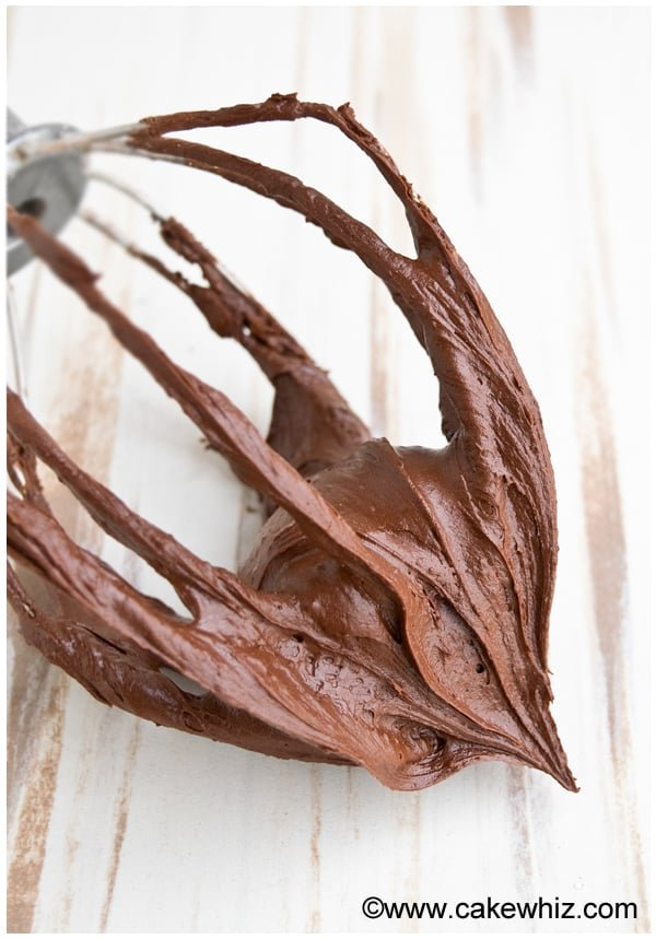 healthy coconut cream chocolate frosting 2
