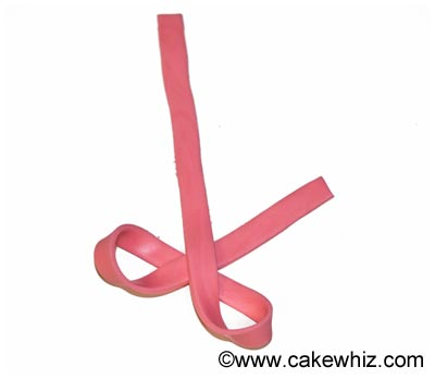 how to make easy fondant bows 8