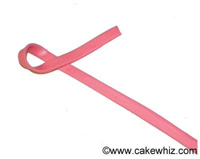 how to make easy fondant bows 9