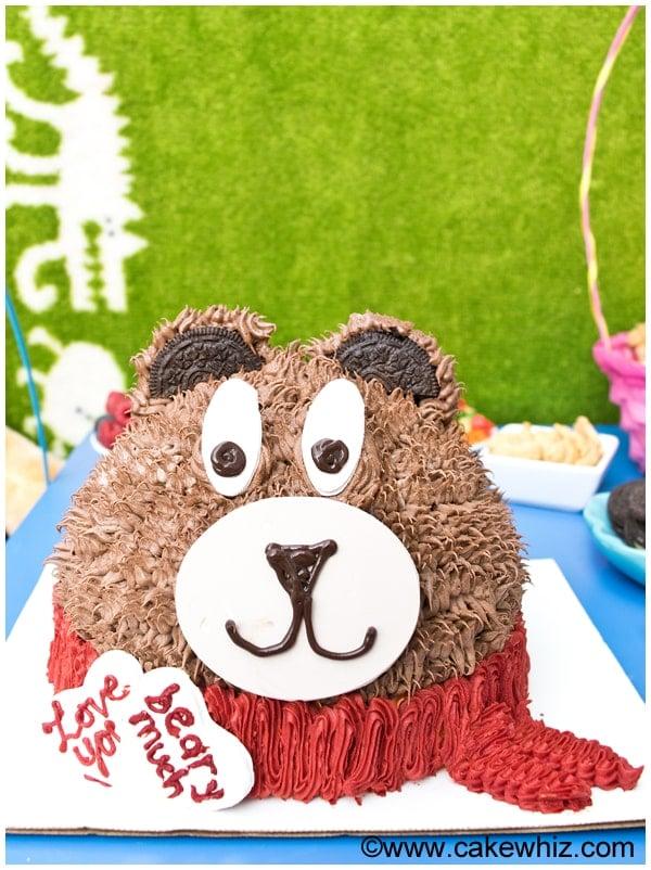teddy bear party 3