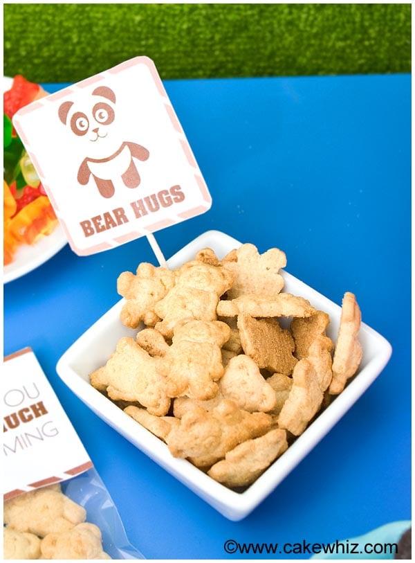 teddy bear party 6