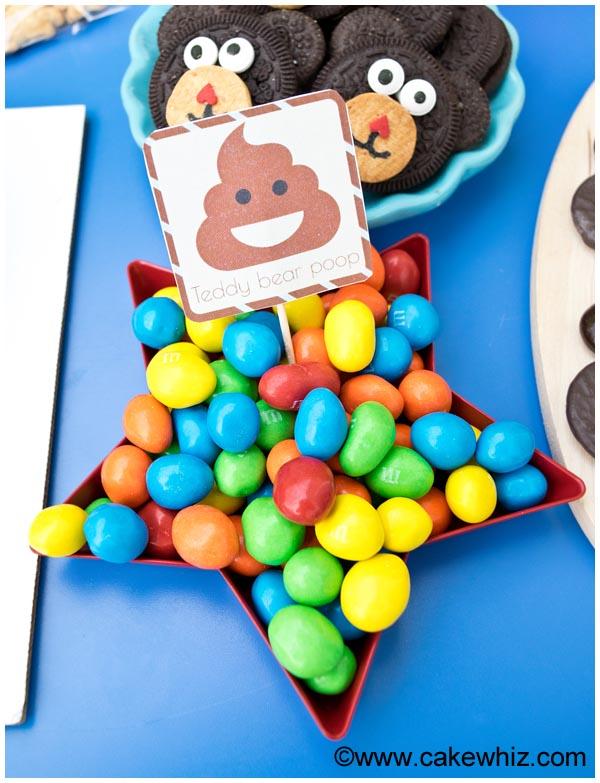 teddy bear party 7