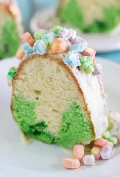bundt cake decorating ideas 18