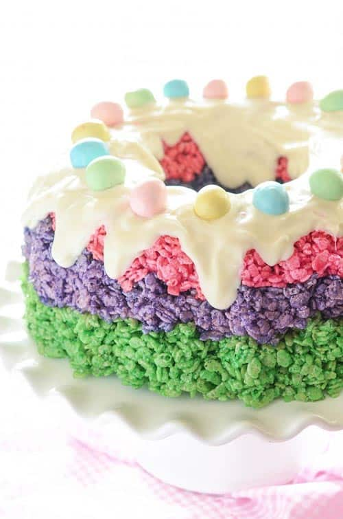 Easter Bundt Cake Ideas