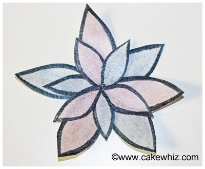 easy wafer paper flowers 23
