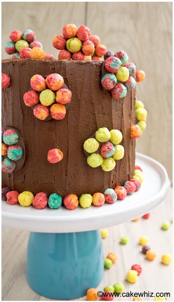 trix cereal cake 2