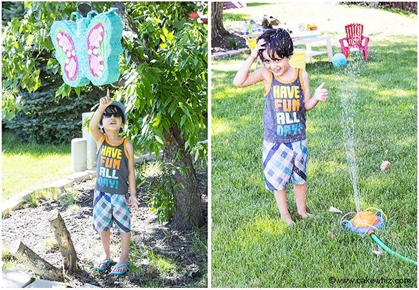 backyard kids summer party 25