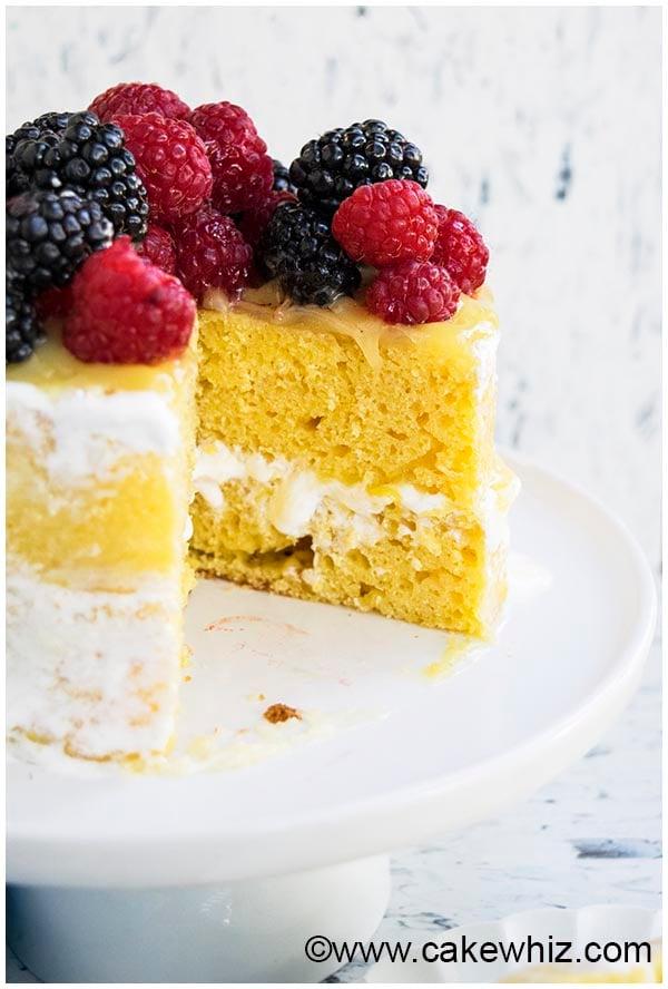 moist lemon cake recipe 2