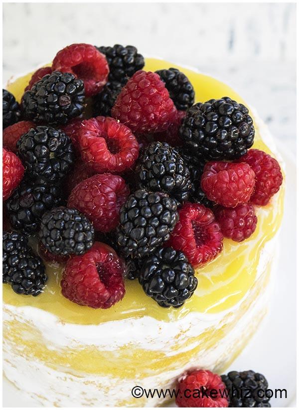 moist lemon cake recipe 6
