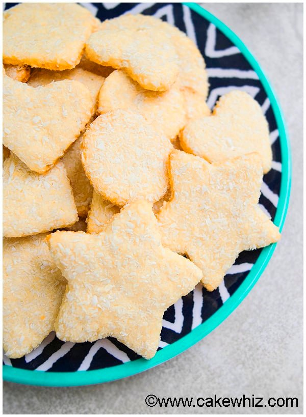 Coconut Sugar Cookies Recipe 10