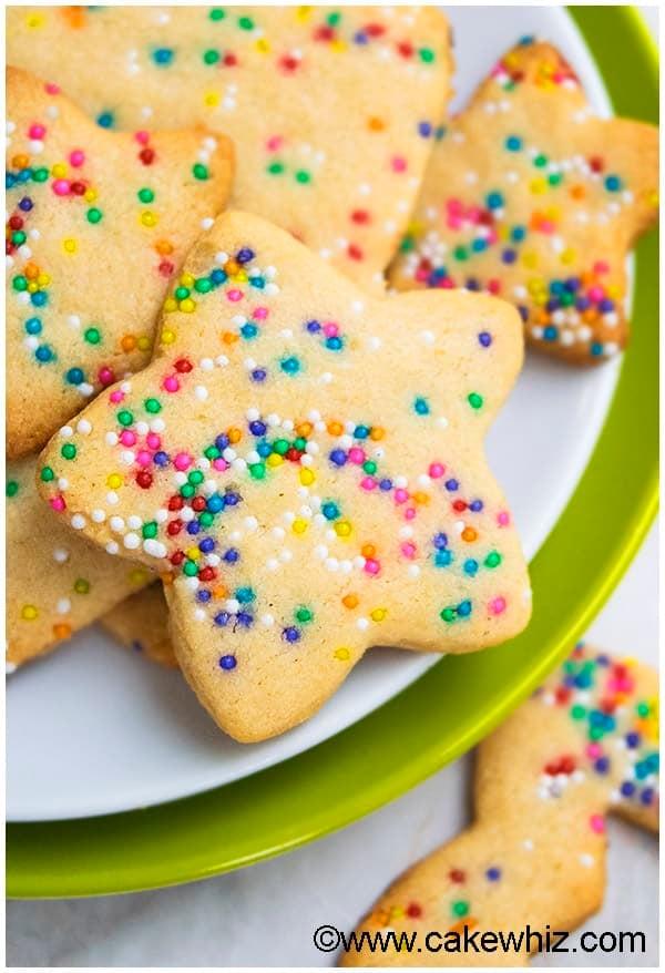 Easy Funfetti Cookies Recipe From Scratch