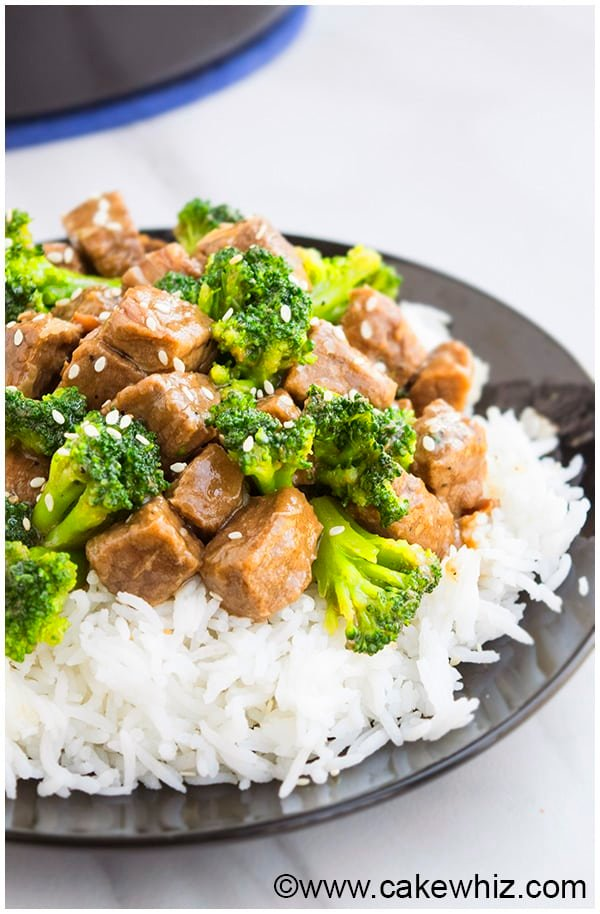Slow Cooker Beef and Broccoli Recipe 7