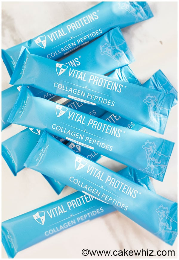 Vital Proteins Collagen Peptides Individual Packets