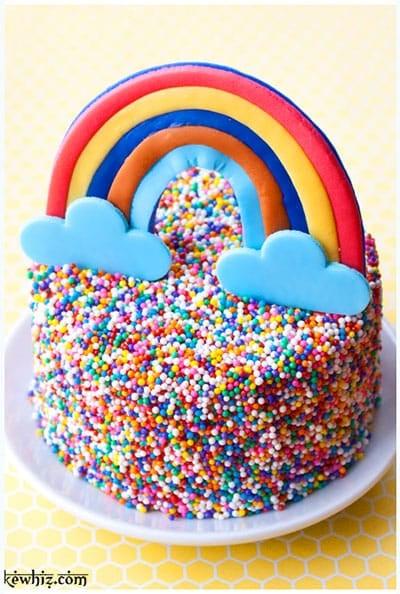 Rainbow Desserts Recipes Ideas 18