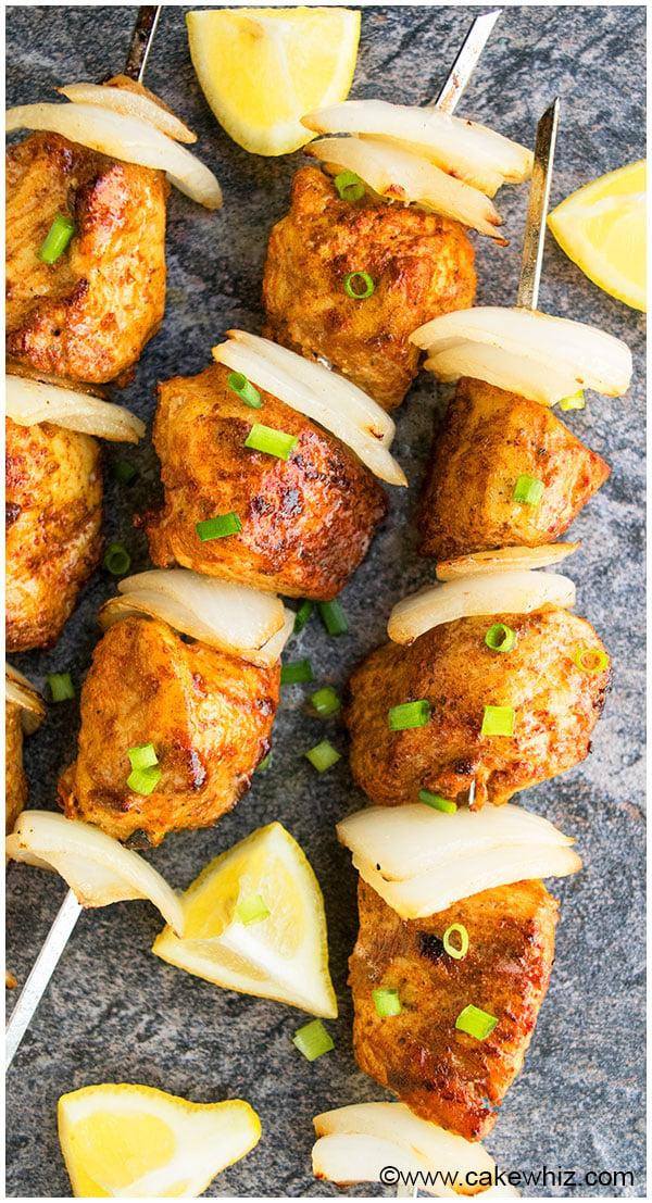 Chicken Shish Kabob Recipe