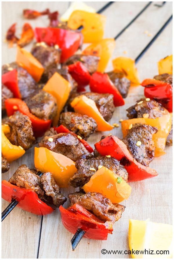 Best Steak Kabobs Recipe