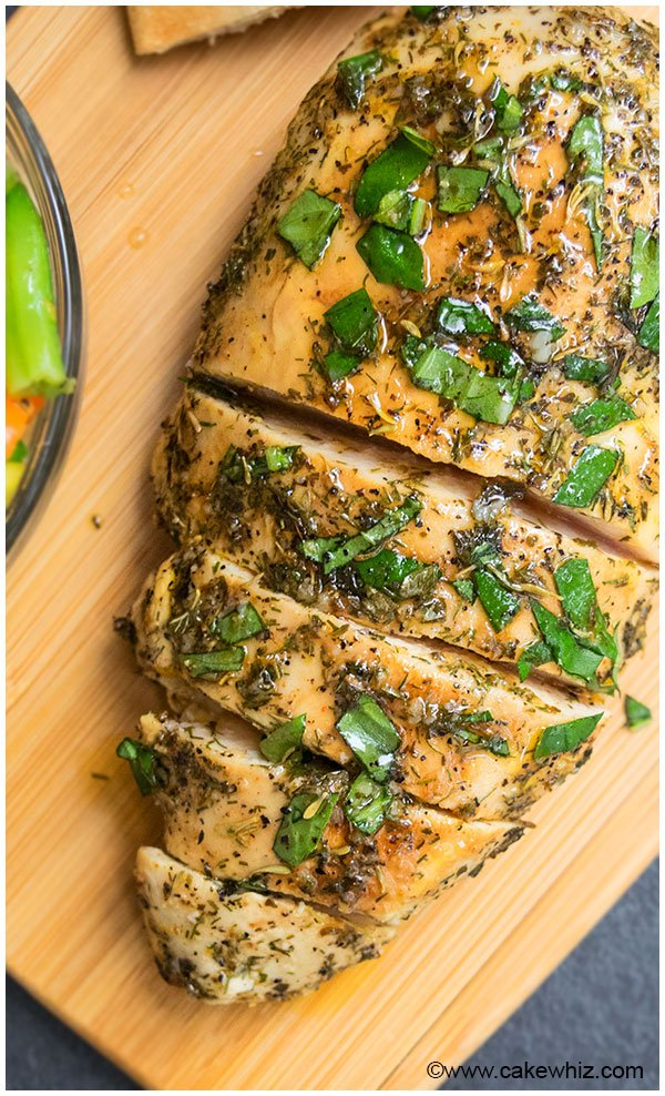 Greek Chicken Marinade Recipe From Scratch