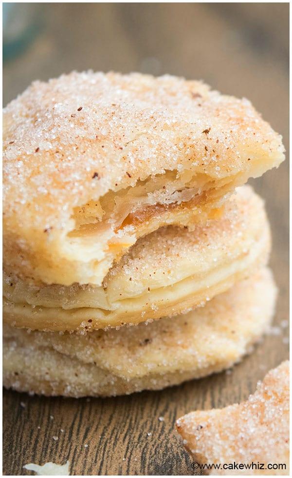 Caramel Churro Cookies Recipe