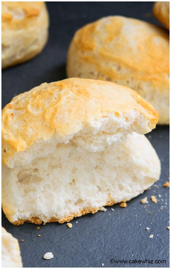 Easy Buttermilk Biscuits Recipe