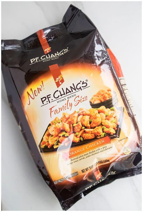 PF Chang's Orange Chicken