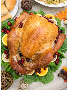 Easy Thanksgiving Dinner Party