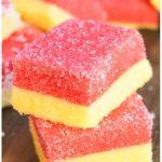Jello Marshmallow Candy Recipe-Quick and Easy Dessert or Snack
