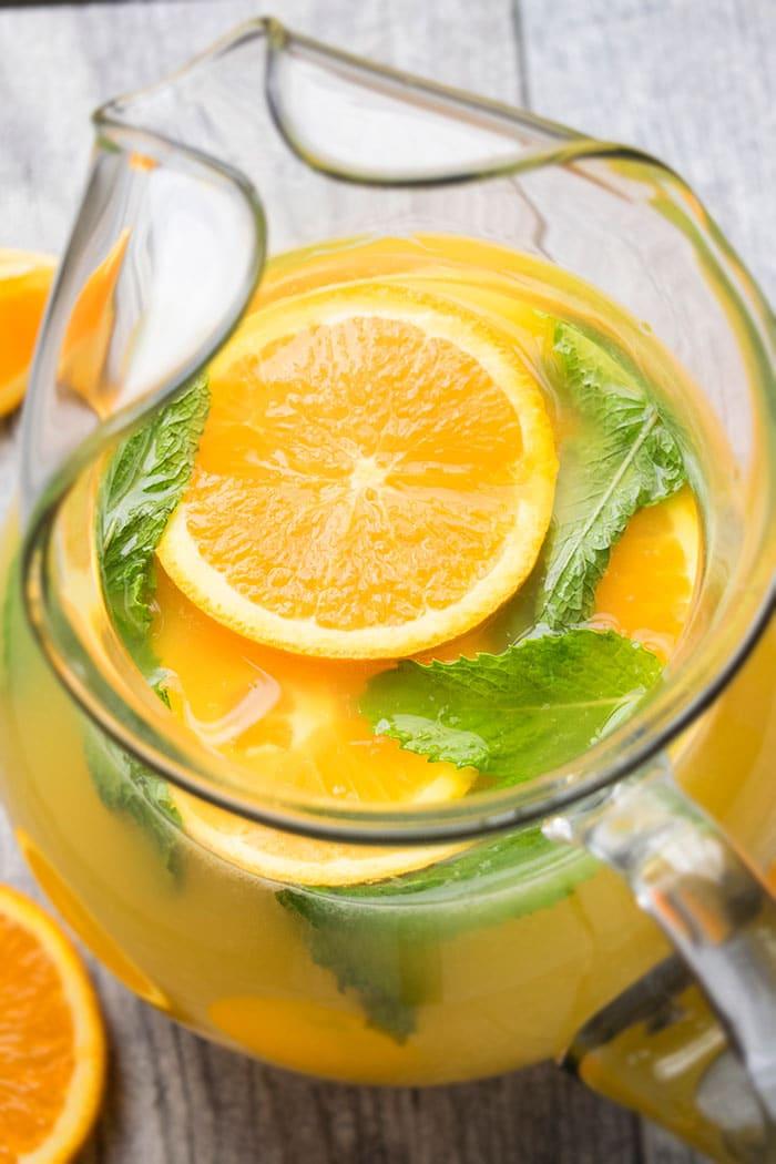 How to Make Orangeade Recipe