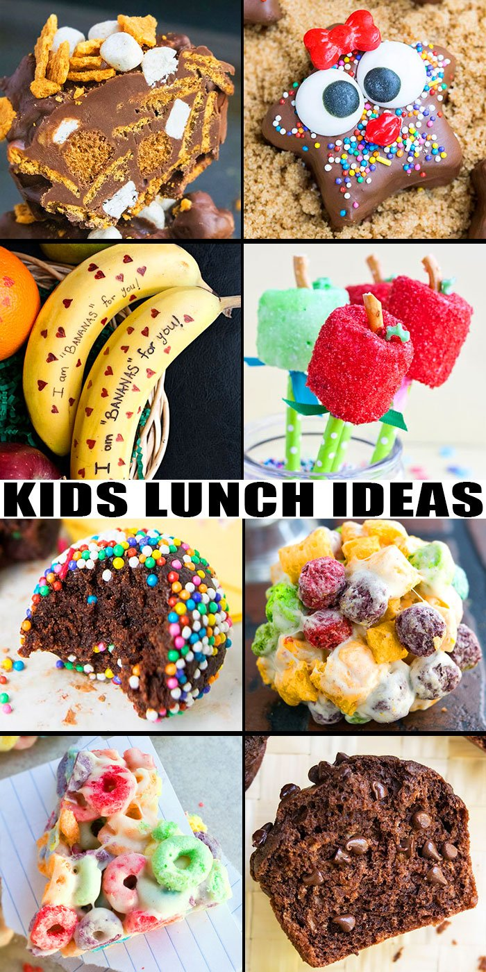 Easy School Lunch Ideas for Kids and Adults