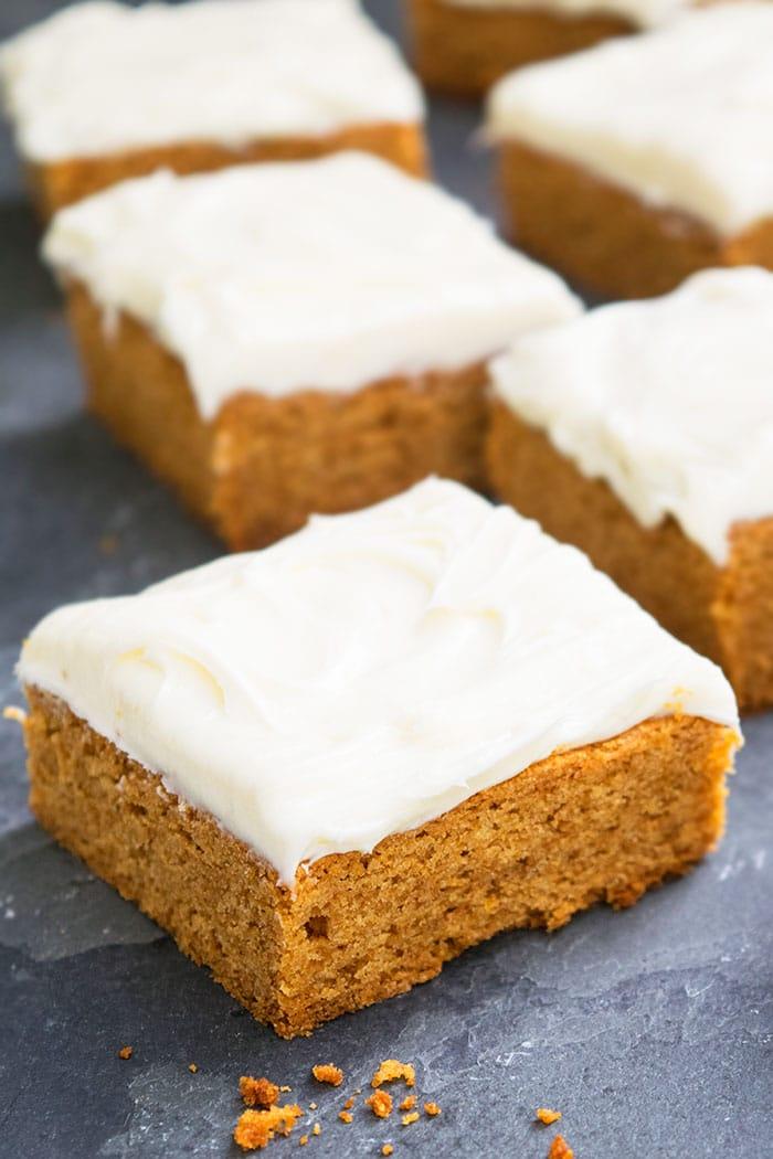 Easy Pumpkin Bars Recipes