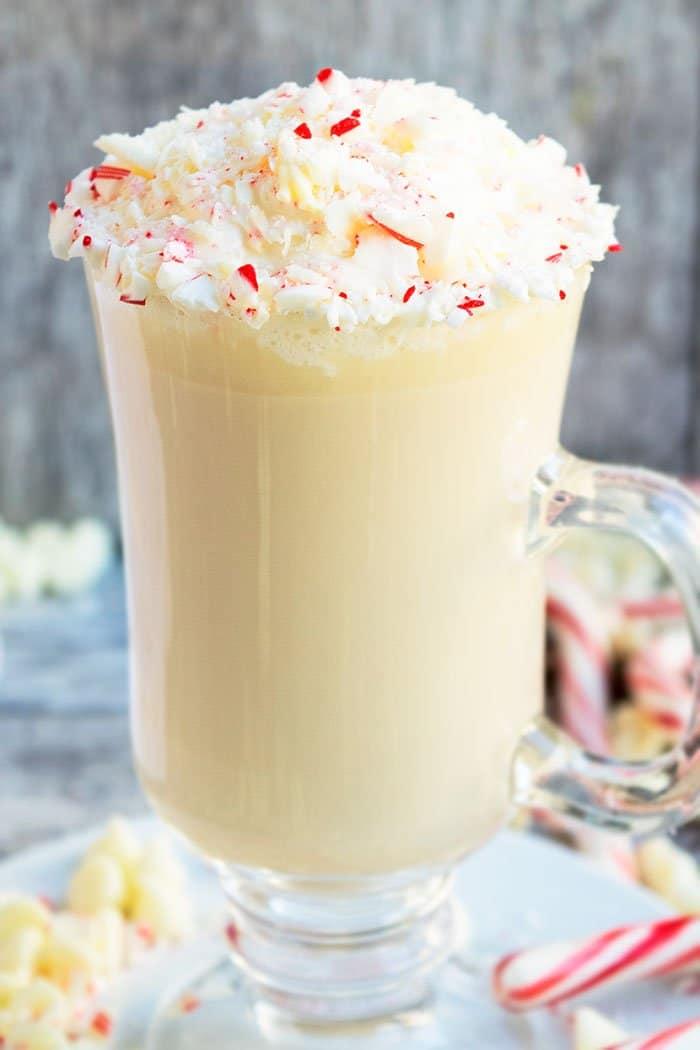 Easy White Chocolate Mocha Recipe