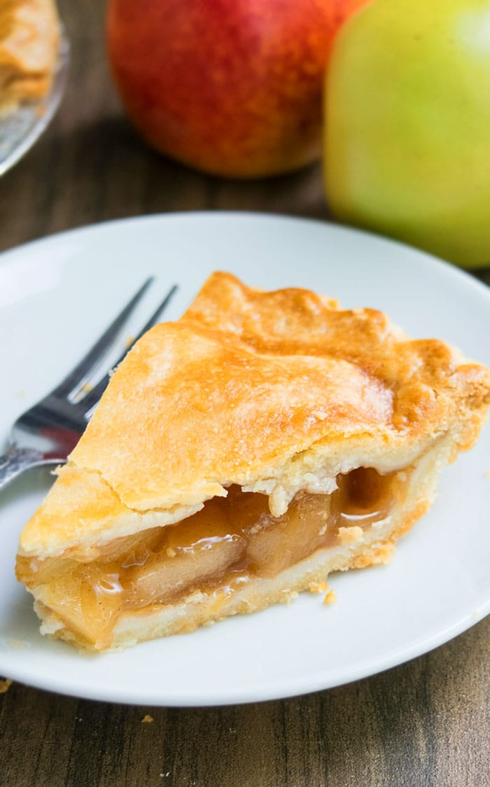 Easy Homemade Apple Pie Recipe Cakewhiz