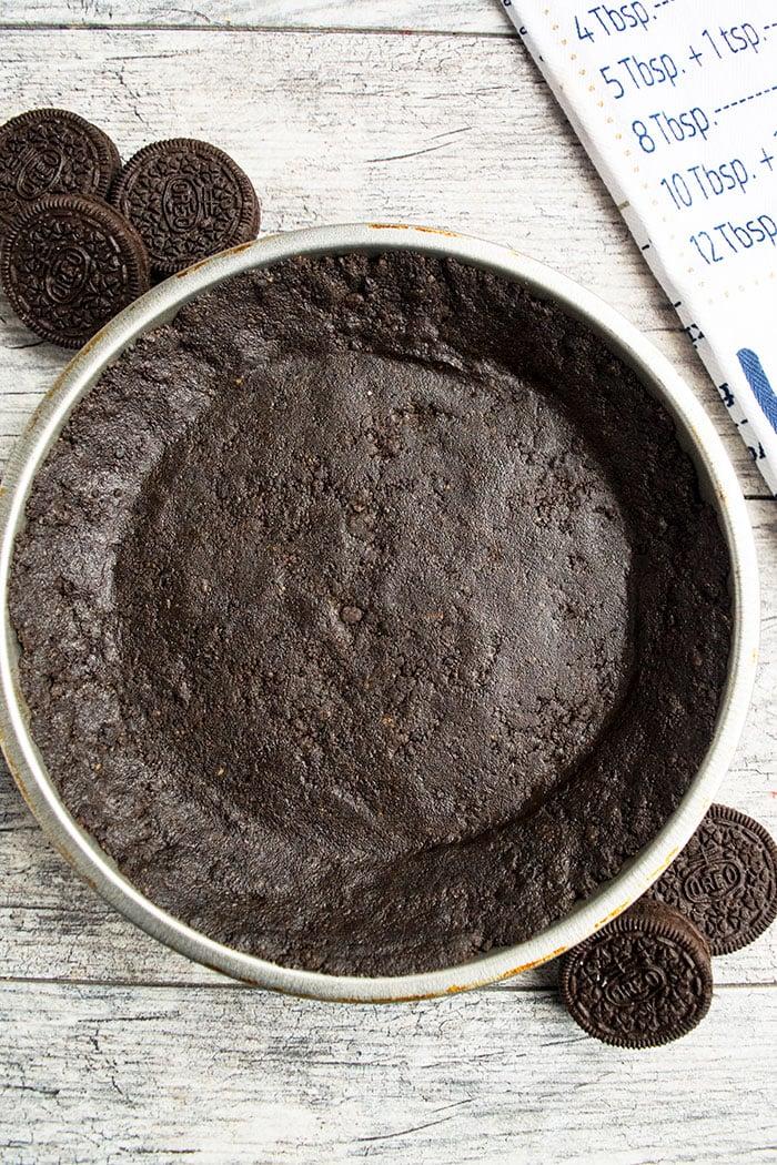 Easy Oreo Pie Crust Recipe