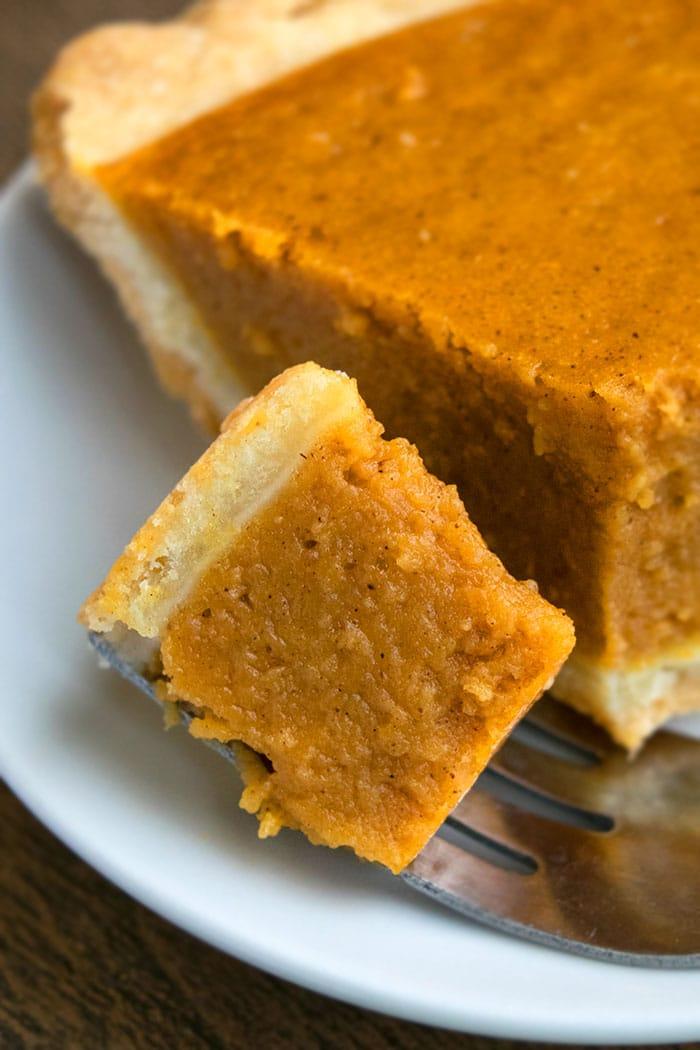Best Pumpkin Pie Recipe- 5 Simple Ingredients