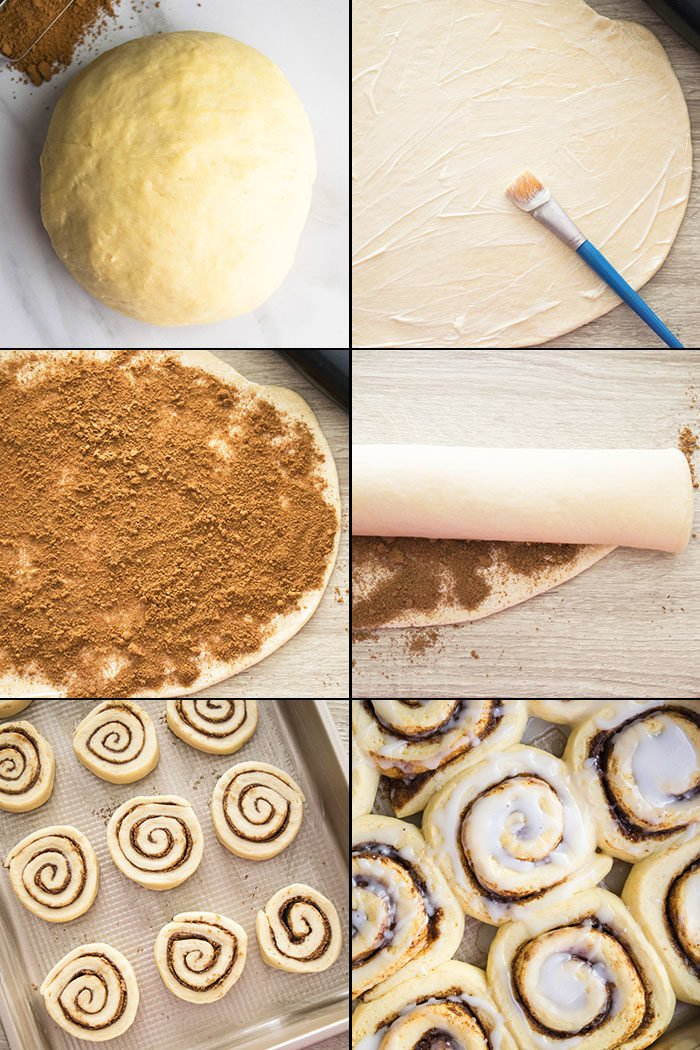 How to Make Cinnamon Rolls- Step by Step Instructions
