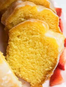 Easy Lemon Bundt Cake Recipe With Cake Mix