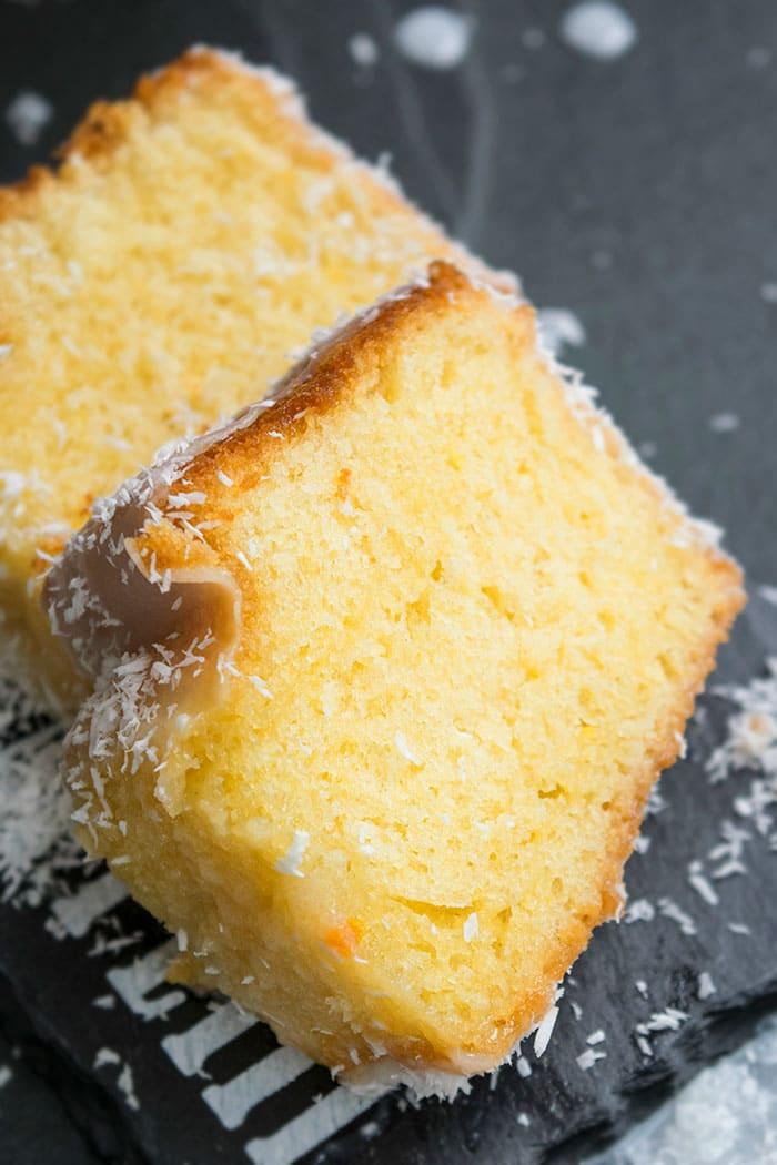 Louisiana Crunch Cake With Cake Mix Cakewhiz