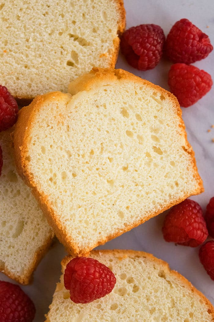 Buttermilk Pound Cake From Scratch