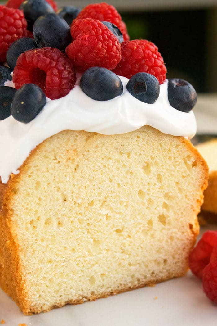Best Cream Cheese Pound Cake Recipe